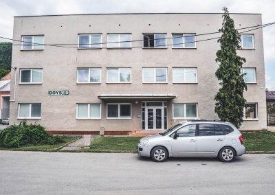Ubytovňa Mlyn, Veľký Šariš / Prešov